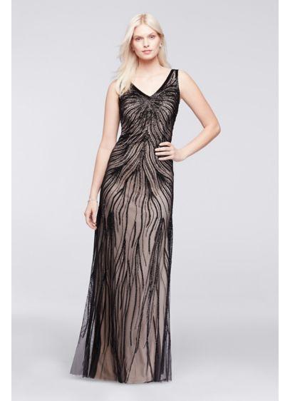 Long Sheath Tank Formal Dresses Dress - Viola Chan