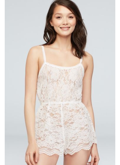 Windsor Lace Honeymoon Romper - Wedding Accessories