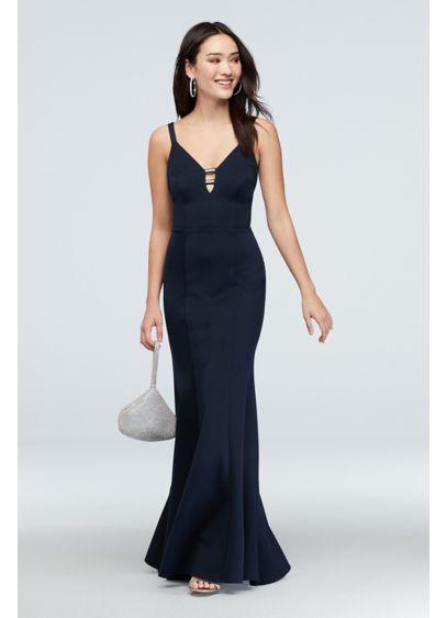 Long Mermaid/ Trumpet Spaghetti Strap Formal Dresses Dress - Speechless