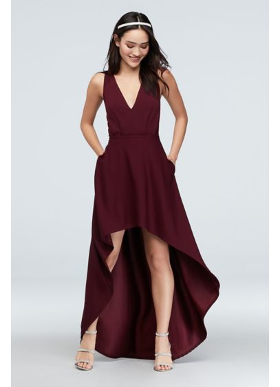 High Low Tank Cocktail and Party Dress - Speechless