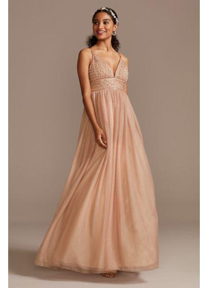 Long 0 Spaghetti Strap Formal Dresses Dress - Speechless