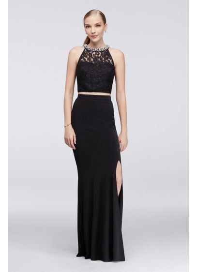 Long 0 Strapless Cocktail and Party Dress - Speechless