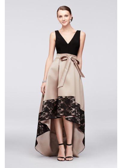 High Low Ballgown Tank Formal Dresses Dress - Xscape