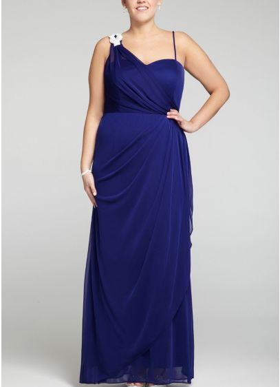 Long Sheath One Shoulder Formal Dresses Dress -