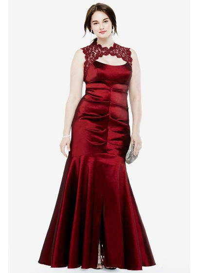 Long Mermaid/ Trumpet Wedding Dress - Xscape