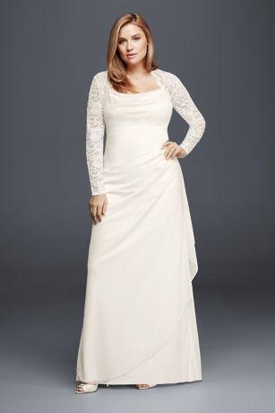 Lace Bridesmaid Dresses Plus Size Netting