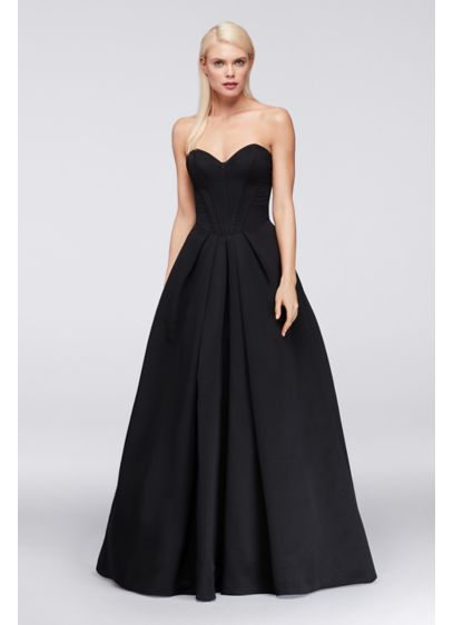 Long Ballgown Wedding Dress - Truly Zac Posen