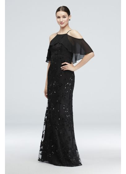 Long Sheath Off the Shoulder Formal Dresses Dress - Truly Zac Posen