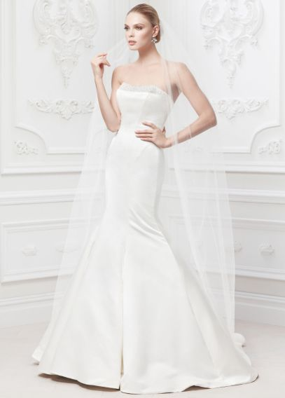 zac posen wedding dress truly zac posen wedding dress with pearl details davids 1530