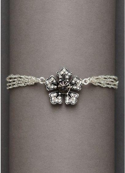 Small Flower Bracelet - Wedding Accessories