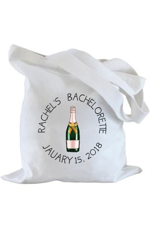 Personalized Bachelorette Tote
