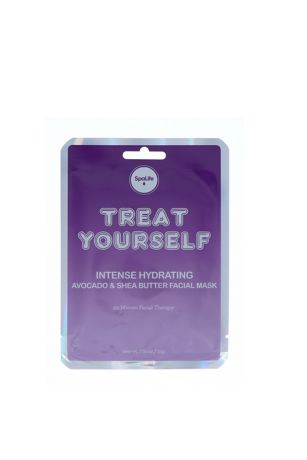 Treat Yourself Intense Hydration Facial Sheet Mask