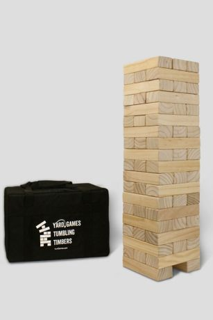 Giant Tumbling Timbers Yard Game