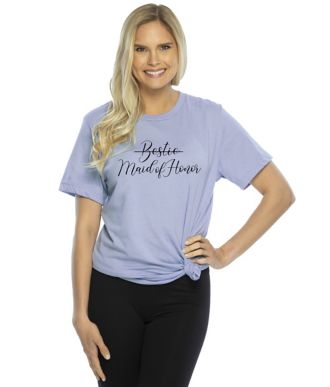 Bestie To Maid of Honor Shirt