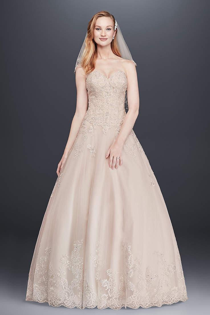 Jewel Collection Wedding Dresses 2018 | David\'s Bridal