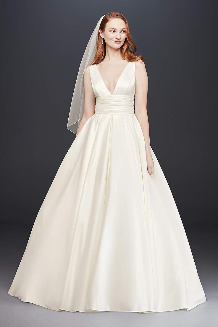 Wedding Dress With Pockets.Wedding Dresses With Pockets David S Bridal