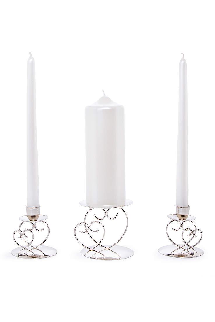 Wedding Candles Holders Davids Bridal