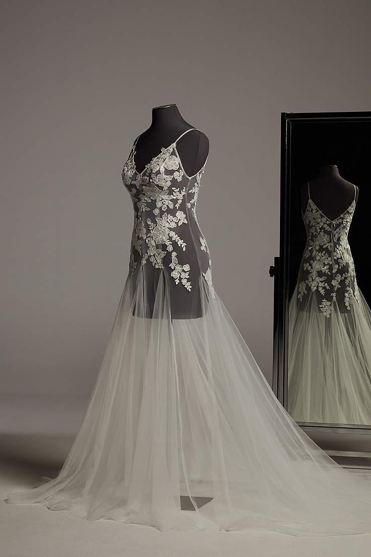 White By Vera Wang Wedding Dresses Gowns David S Bridal,Cheap Wedding Dresses Online Plus Size