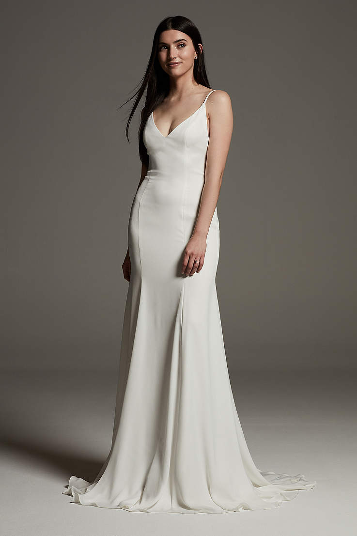 White By Vera Wang Wedding Dresses Gowns David S Bridal