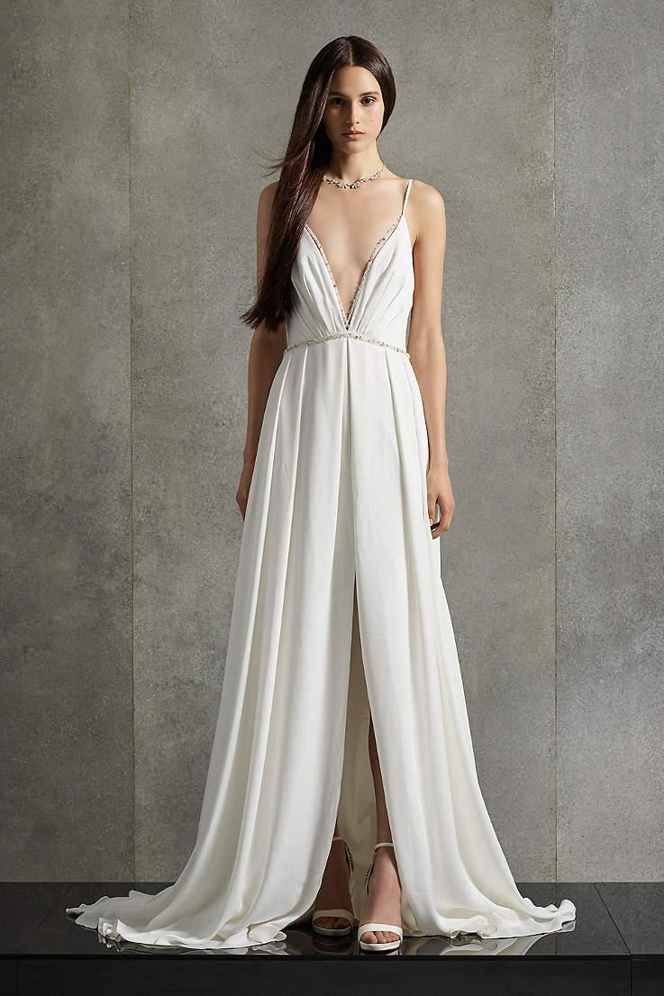 Ladies Beige Wedding Dress Lace Bandeau Long Cocktail Short Satin Bow 8 10 12