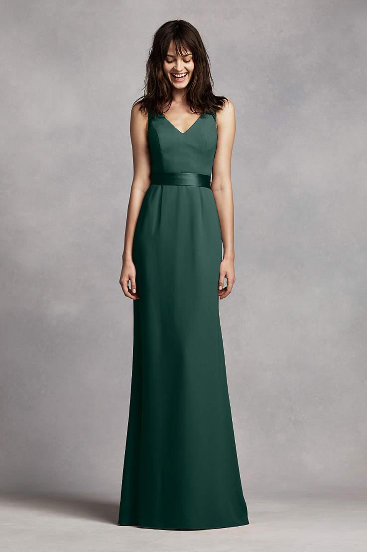 Green Dress for Wedding