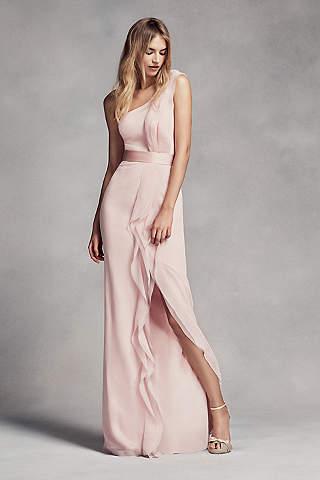 Semi Formal Dresses Short Long Styles David S Bridal