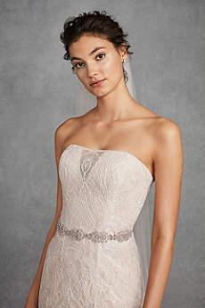 Bridal Sashes Amp Wedding Dress Belts David S Bridal