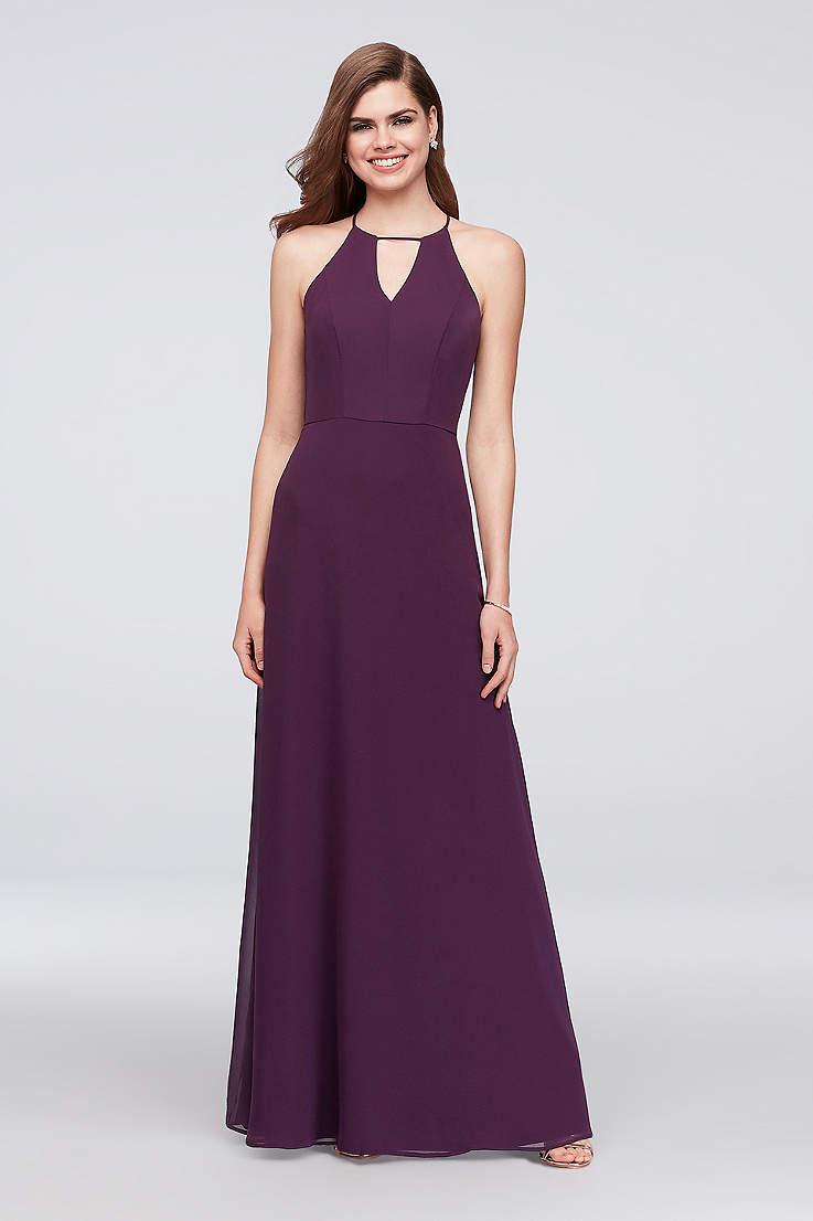 e4530648c4 Soft   Flowy Reverie Long Bridesmaid Dress
