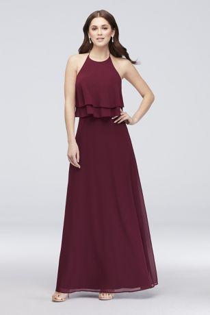 cc2a8bf85c Soft   Flowy Reverie Long Bridesmaid Dress