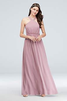 Soft u0026 Flowy Reverie Long Bridesmaid Dress