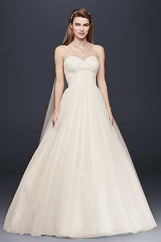 Corset Wedding Dresses and Gowns | Davids Bridal