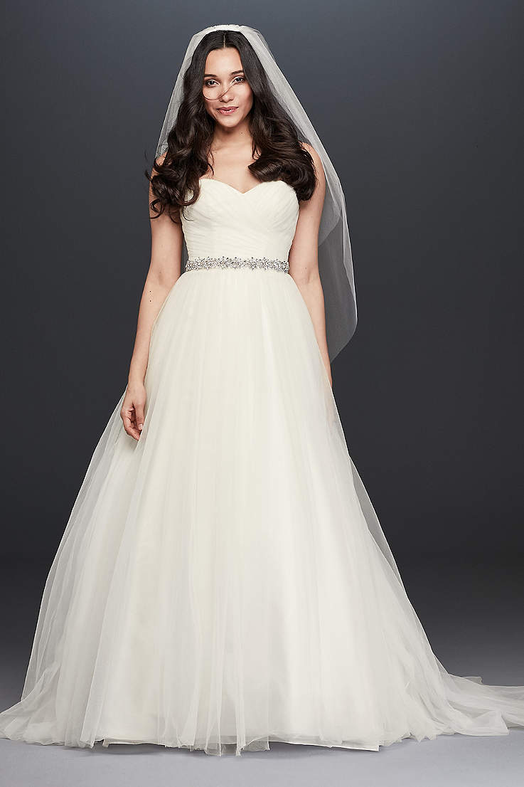 9a40914f82c47 Shop Discount Wedding Dresses: Wedding Dress Sale | David's Bridal