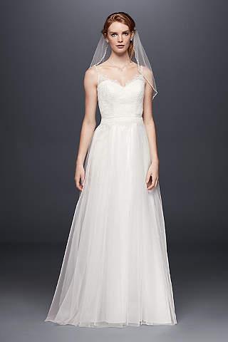 The David\'s Bridal Collection: Short & Long Lengths | David\'s Bridal