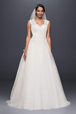 Limited Edition & Unique Wedding Dresses   David\'s Bridal
