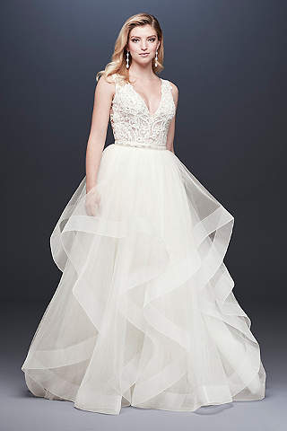 Online Only Exclusive Wedding Dresses | David\'s Bridal