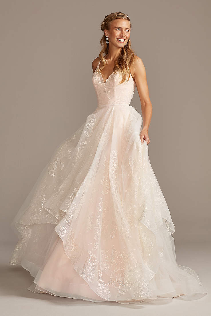 Princess \ Cinderella Wedding Dresses | David's Bridal