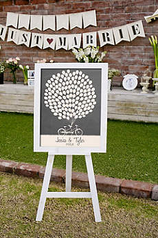 Personalized Balloon Signature Guest Book