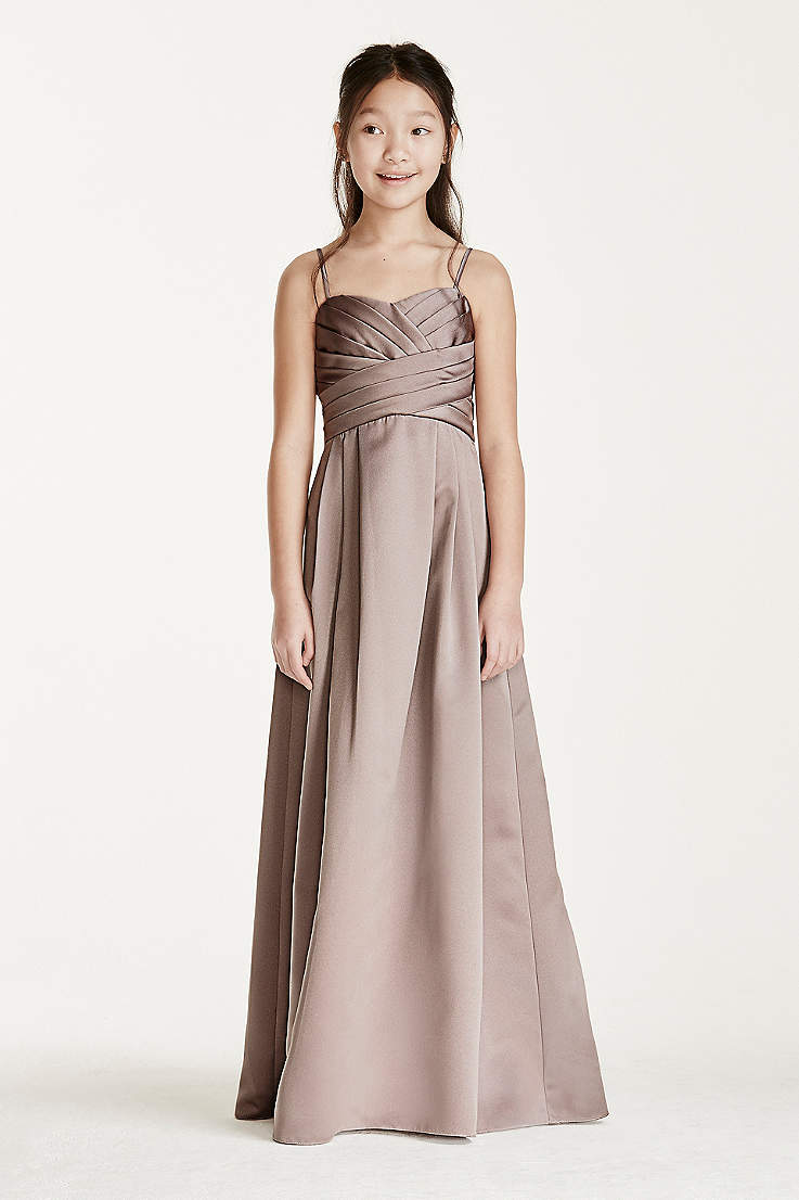 Evening Gowns for Girls