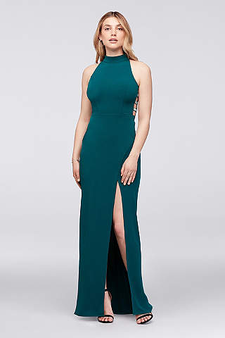 Green Prom Dresses Davids Bridal