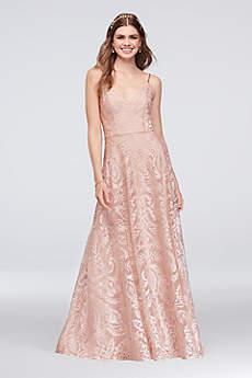 Long Ballgown Spaghetti Strap Formal Dresses Dress - Speechless