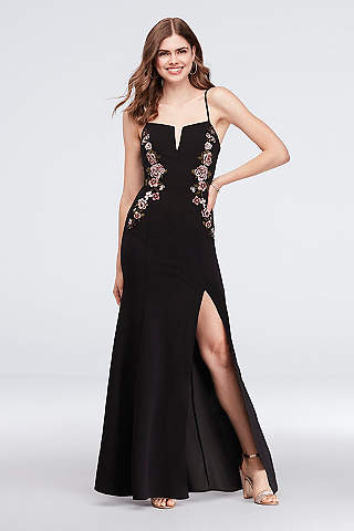 Long Prom Dresses for 2018 in All Colors | David\'s Bridal