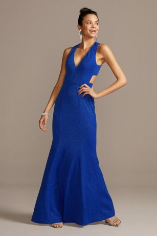 Long Sheath Halter Dress - Speechless