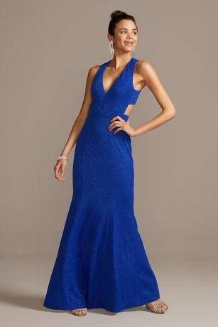 Long Sheath Halter Dress - Speechless