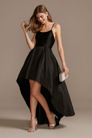 High Low Spaghetti Strap Dress - Speechless