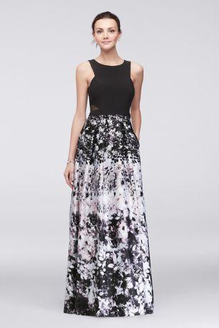 Long Ballgown Tank Dress - Xscape