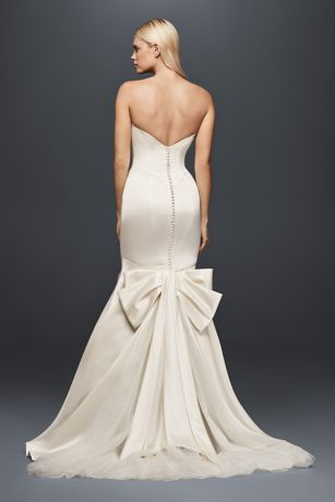 Long Mermaid Trumpet Wedding Dress Truly Zac Posen