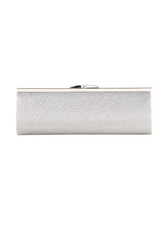 Glitter Elongated Clutch.