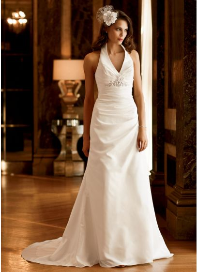 Long 0 Wedding Dress