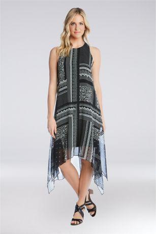 ef81f4c4369 Long Sheath Halter Dress - Karen Kane